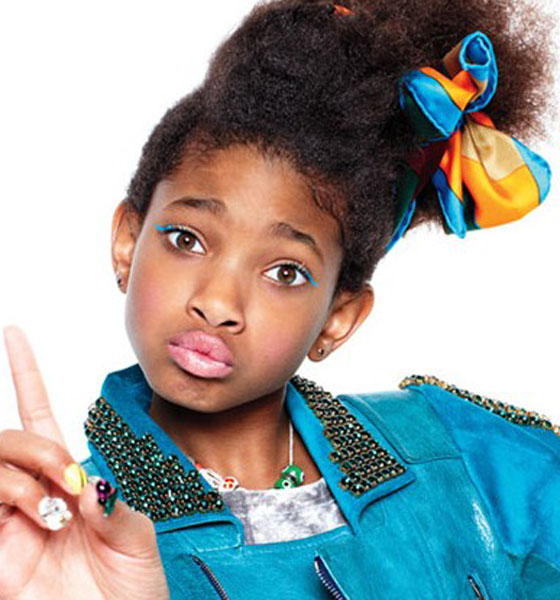 Willow Smith   Wallpaper Hot 560x600