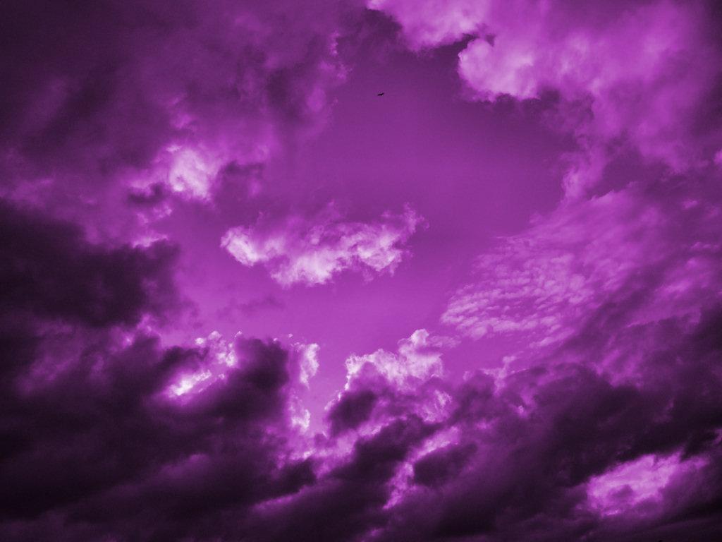 Purple Sky Photos Desktop Backgrounds Wallpaper 1024x768