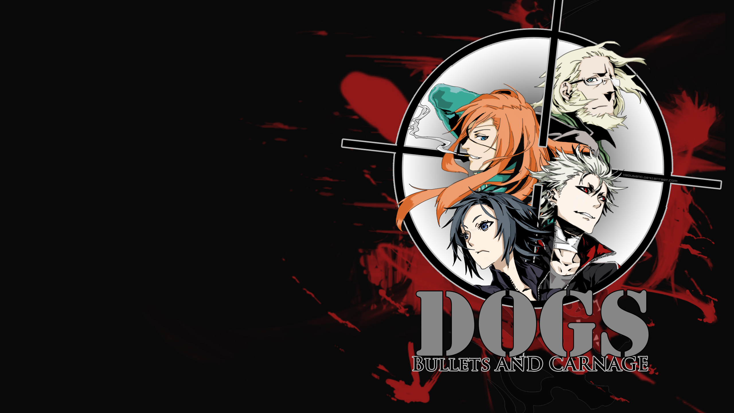 DOGS Bullets Carnage wallpaper 2560x1440 195533 WallpaperUP 2560x1440