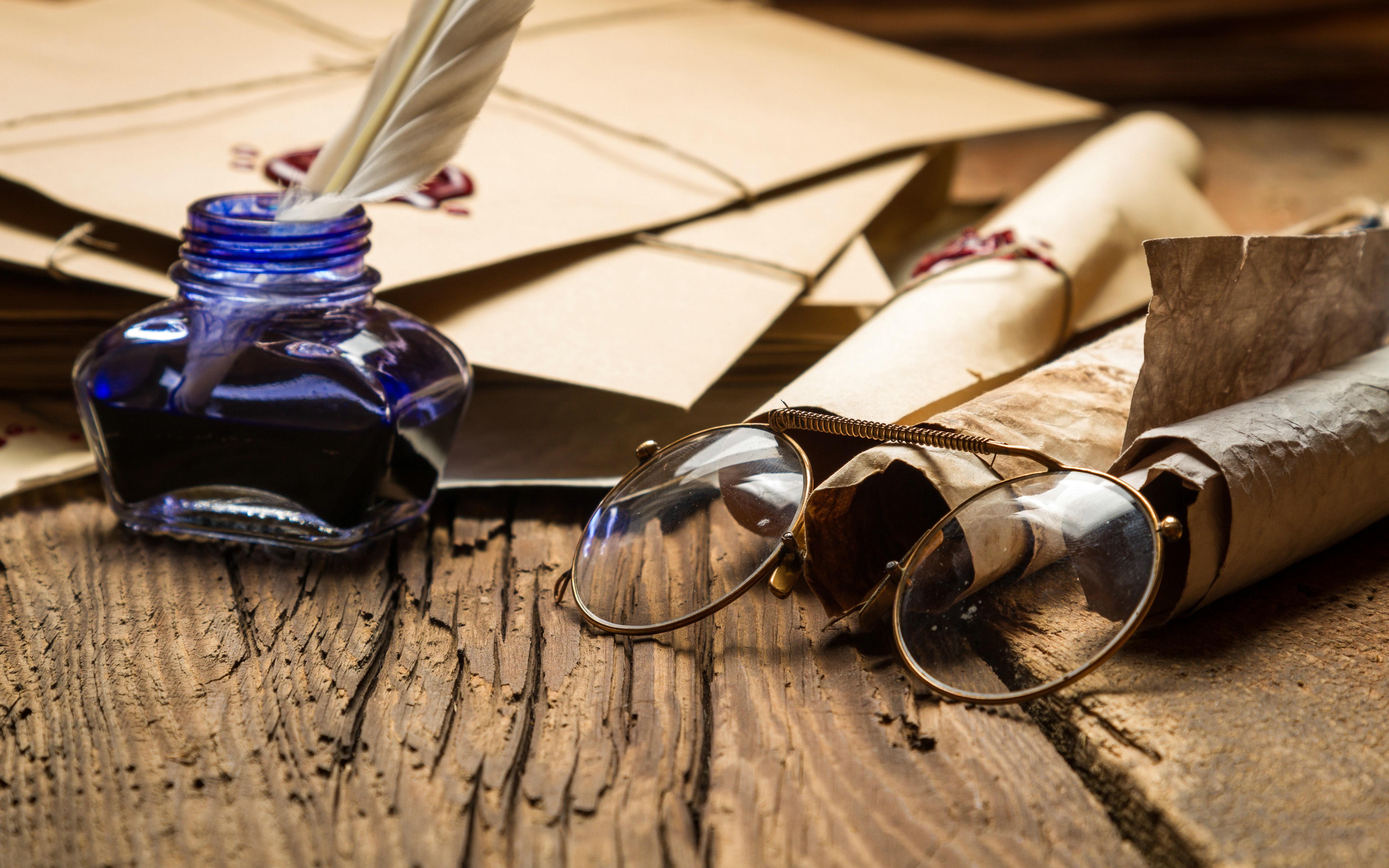 quill pen wallpaper - photo #11