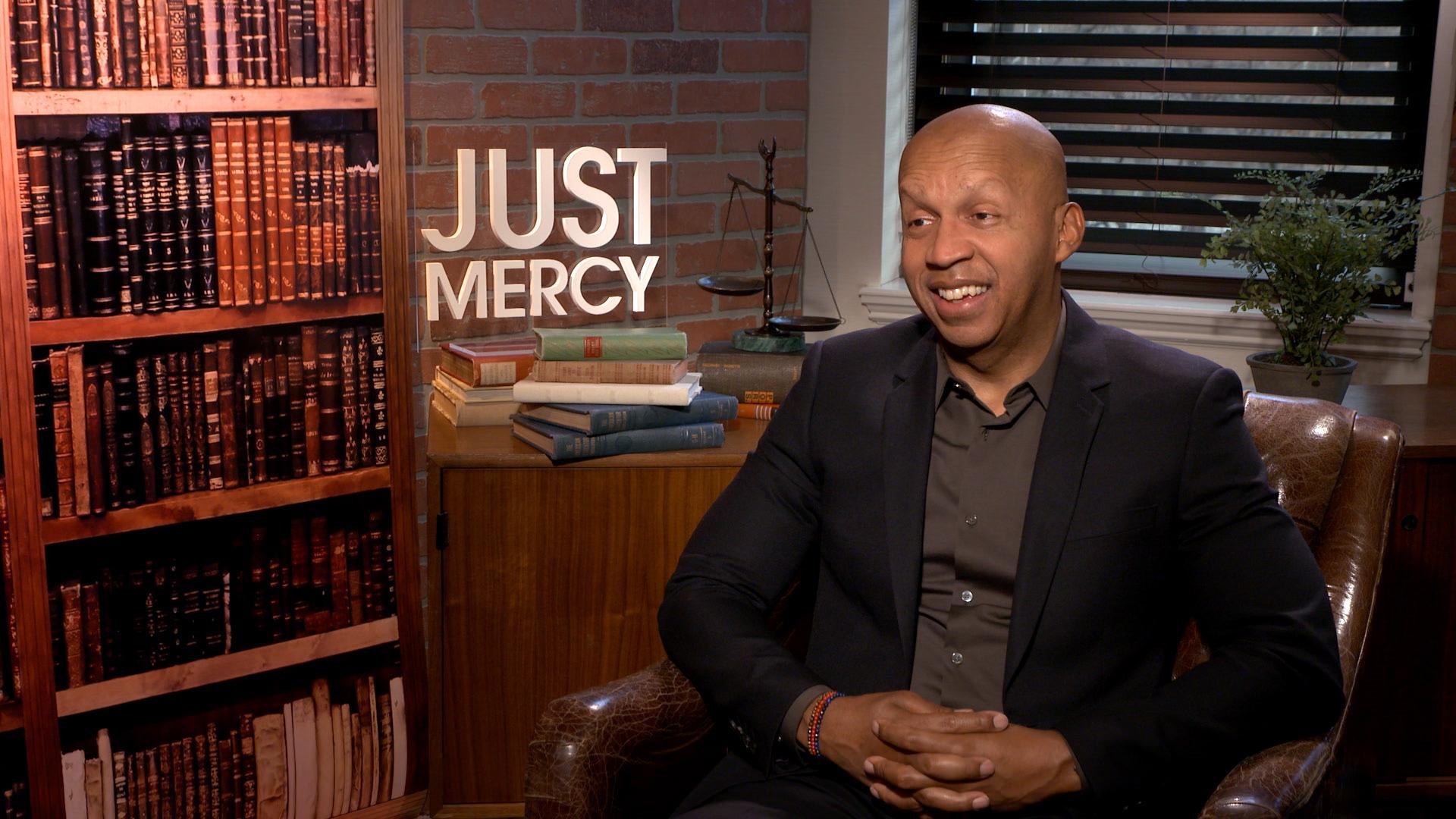 Real Life Superhero Bryan Stevenson Talks Just Mercy and His 1920x1080