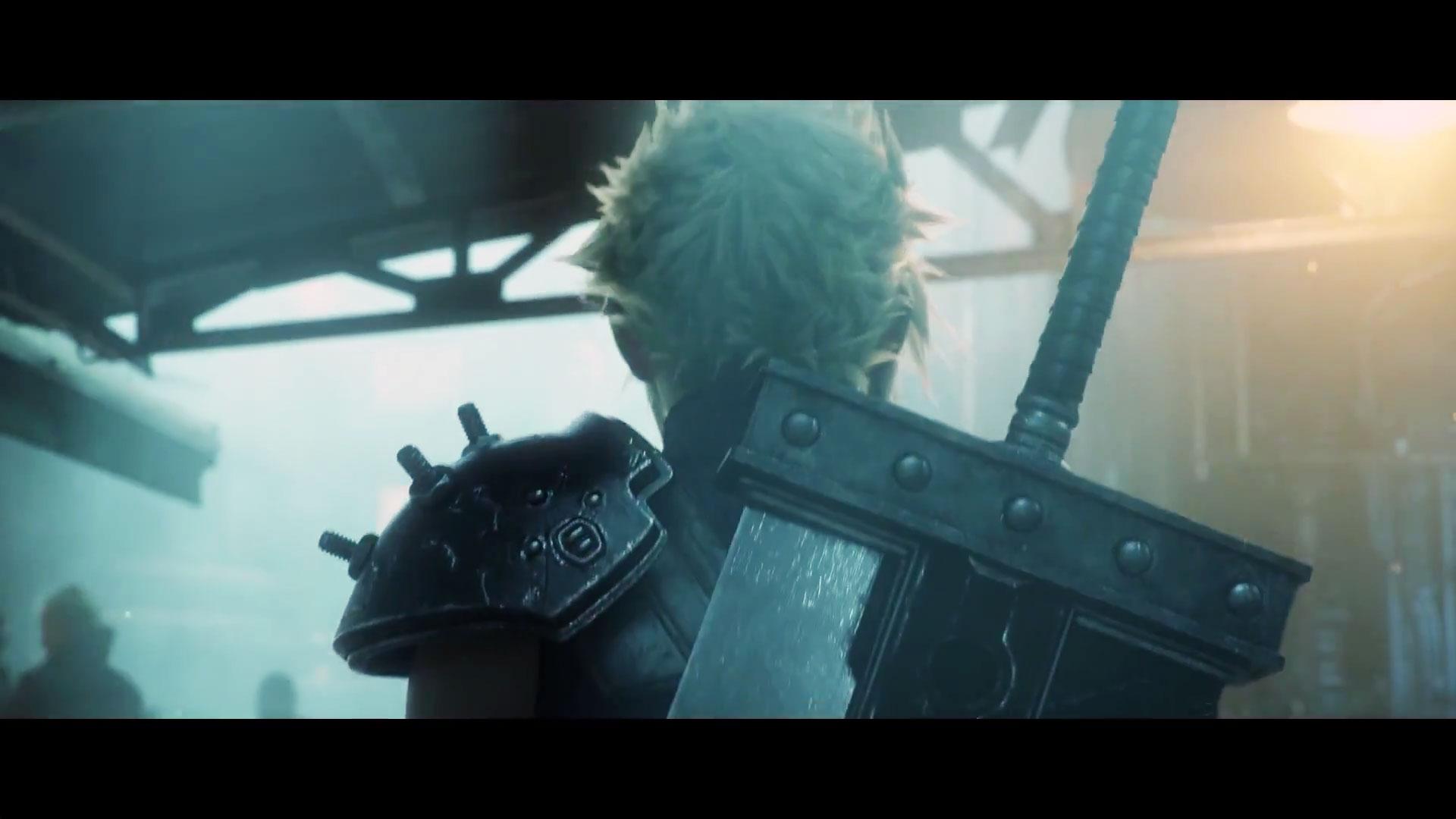 Finally a Final Fantasy VII Remake 1920x1080