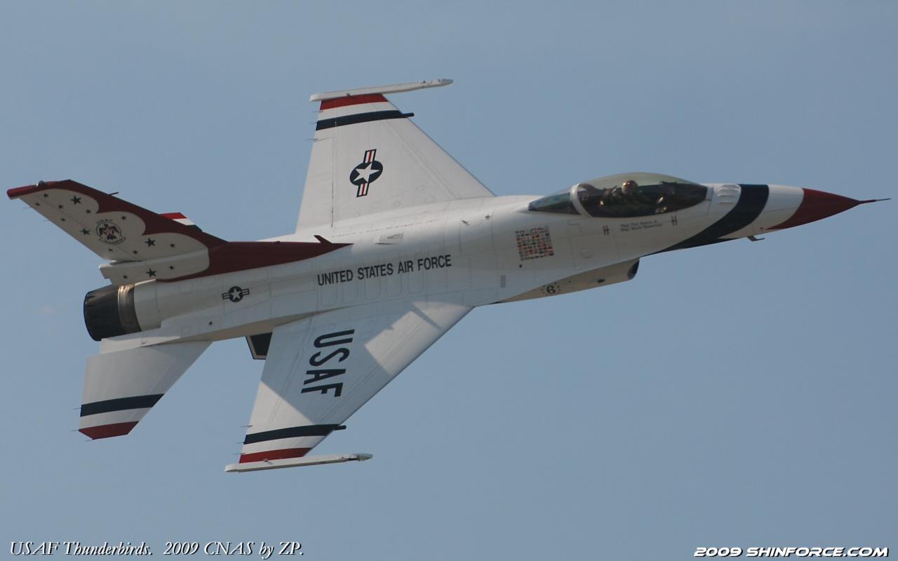 US Air Force Thunderbirds Wallpaper Sega Shin Force Cool 1280x800