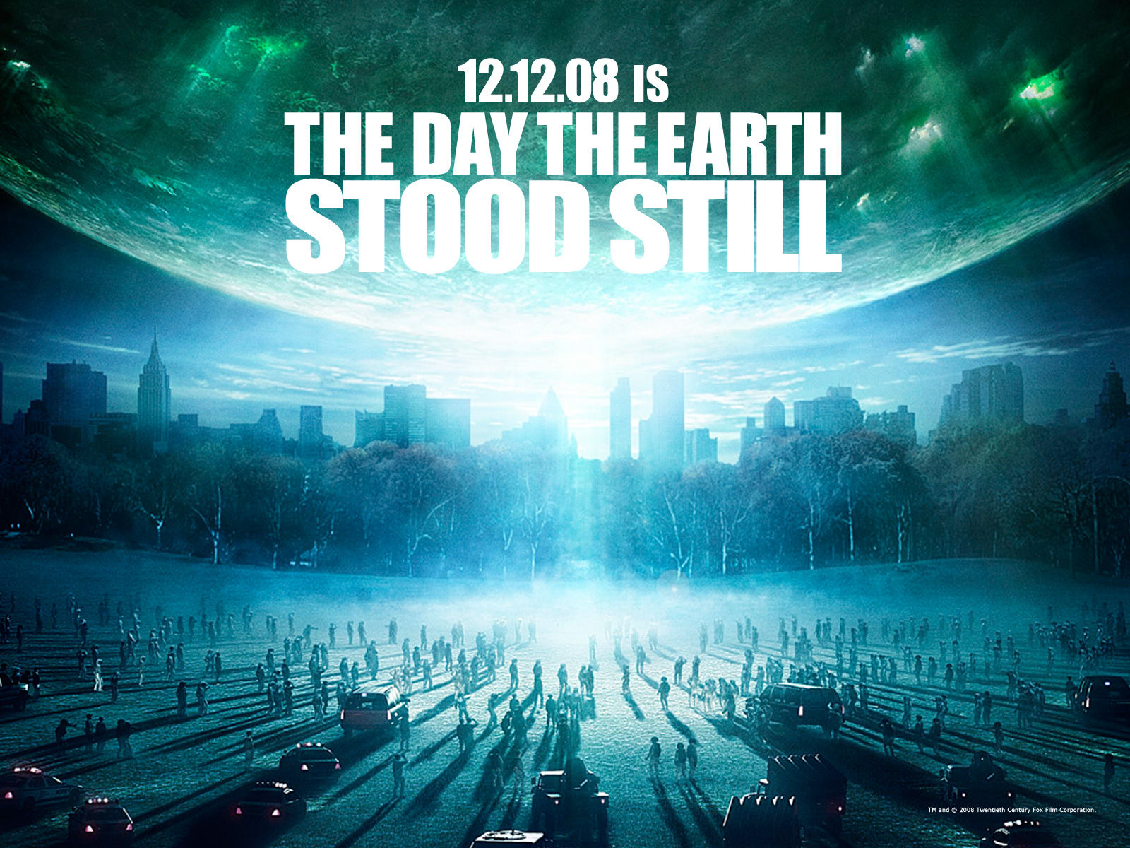 The Day the Earth Stood Still Wallpaper   Original size download now 1600x1200