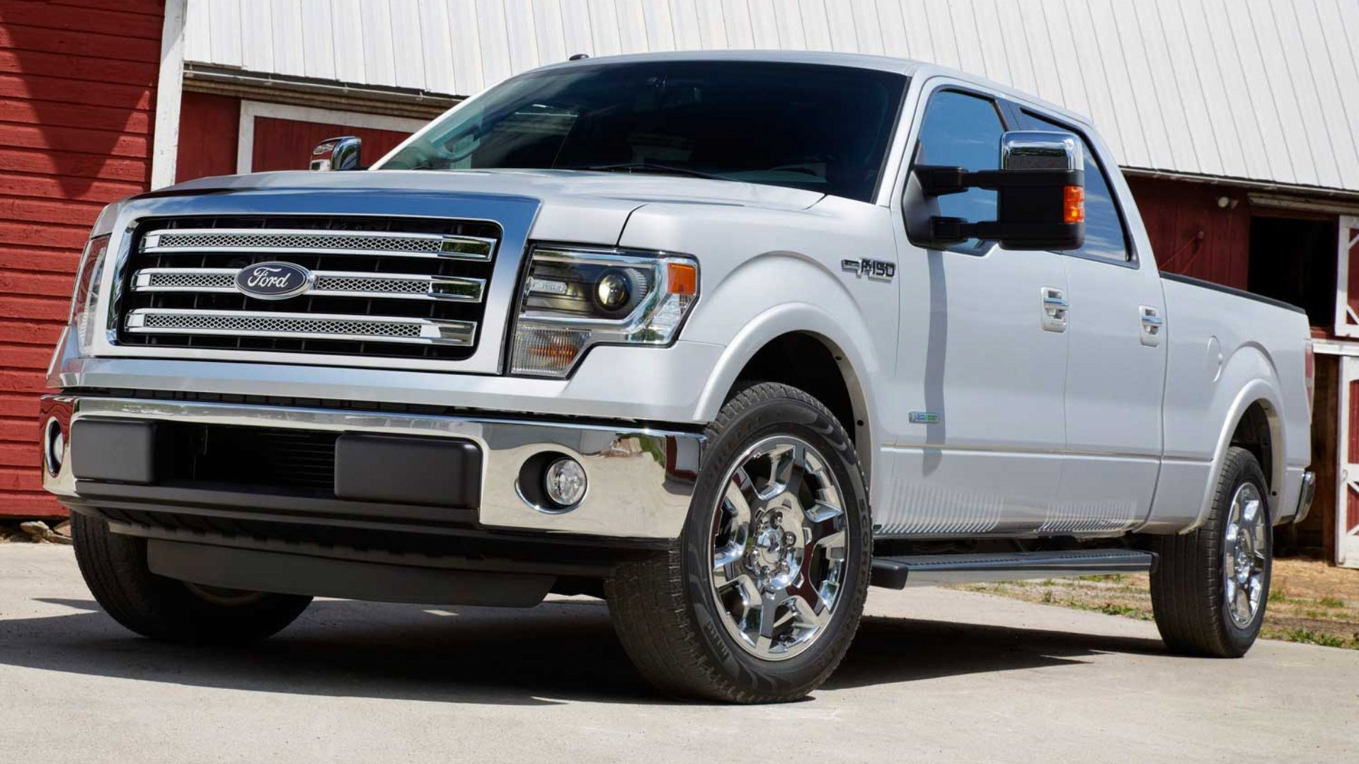 2013 Ford F 150 HD Wallpapers High Quality Wallpapers 1920x1080