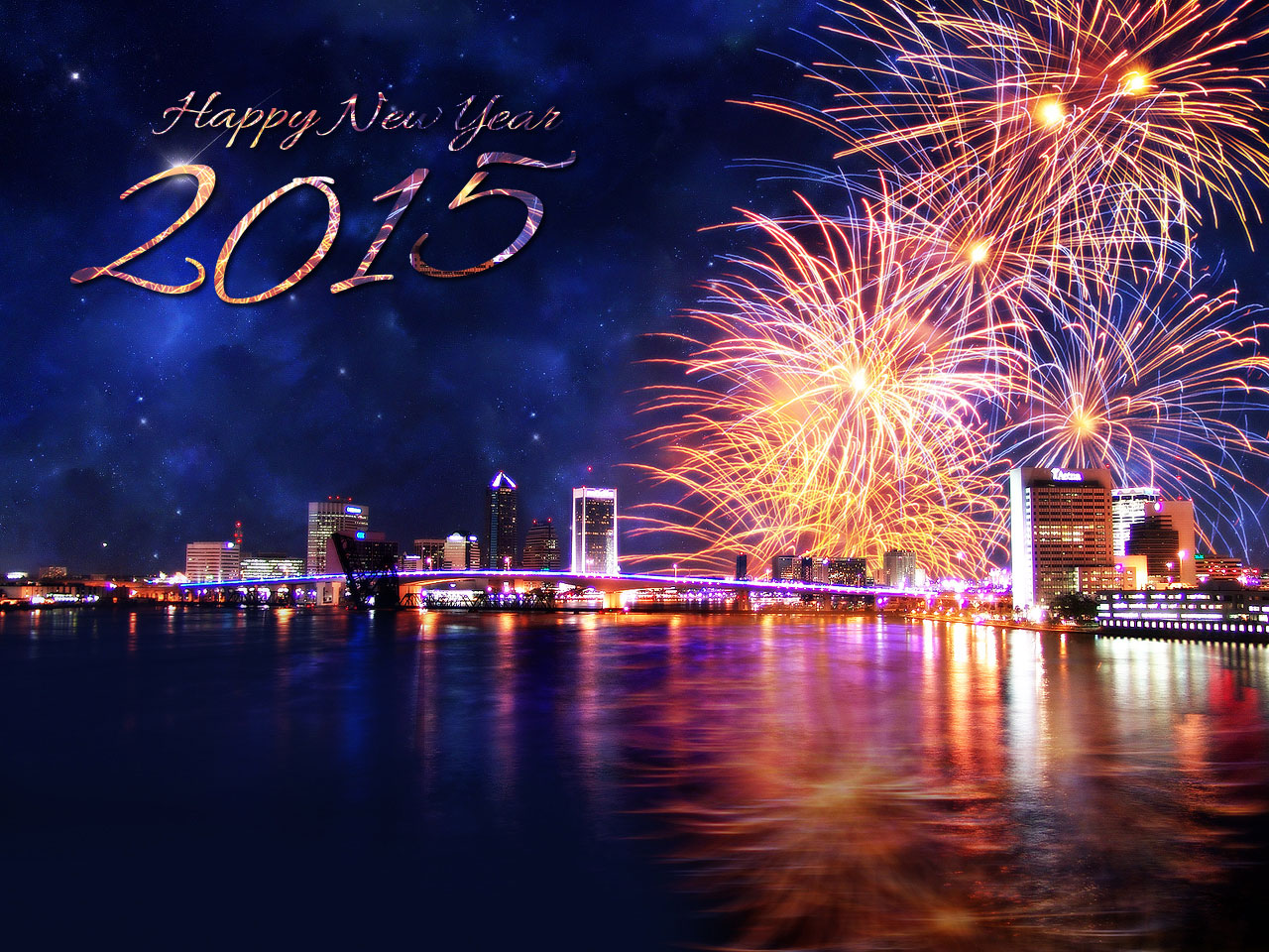 Happy New Year 2015 Wallpapers Images Facebook Cover photos 1280x960