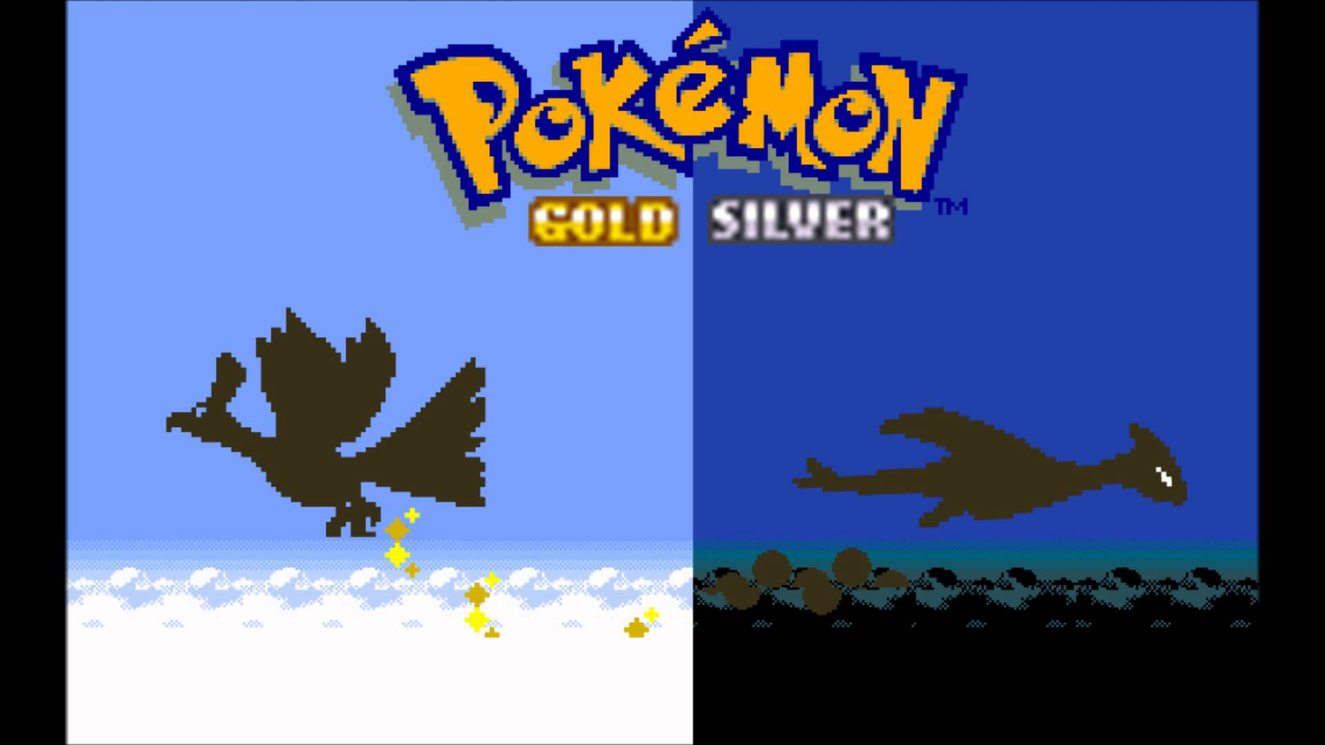 Free Download Pokmon Gold Silver Intro Title Screen 1920x1080 For Your Desktop Mobile Tablet Explore 98 Pokemon Gold And Silver Wallpapers Pokemon Gold And Silver Wallpapers Silver And Gold