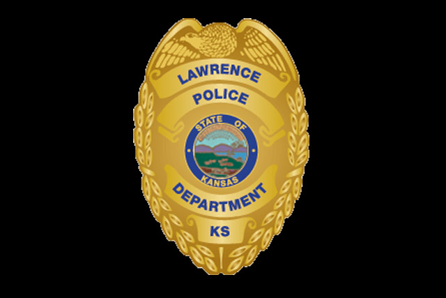 Police Badge Background Lawrence ks police department 640x427