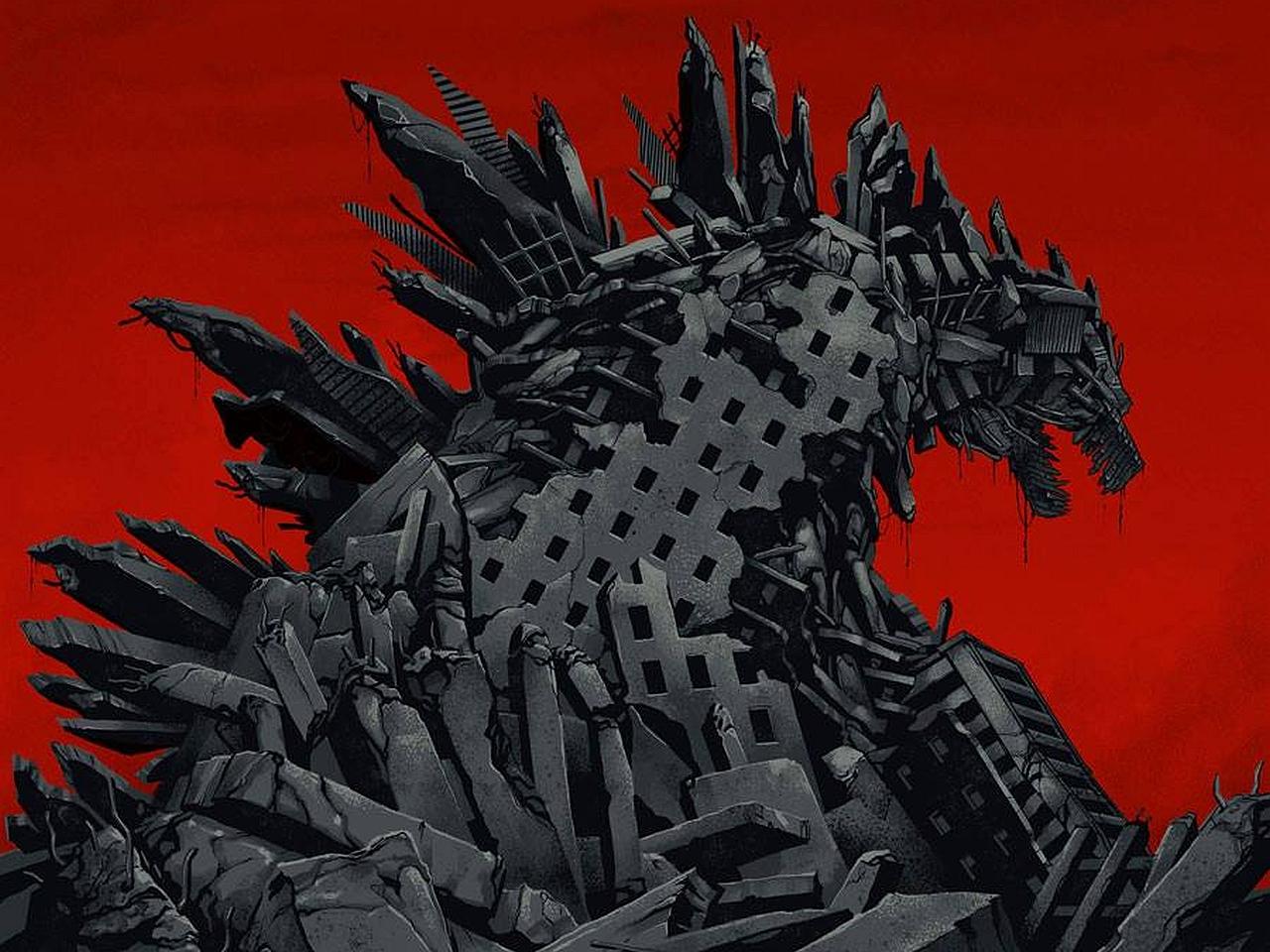 Godzilla Iphone Wallpaper Movie   godzilla wallpaper 1280x960