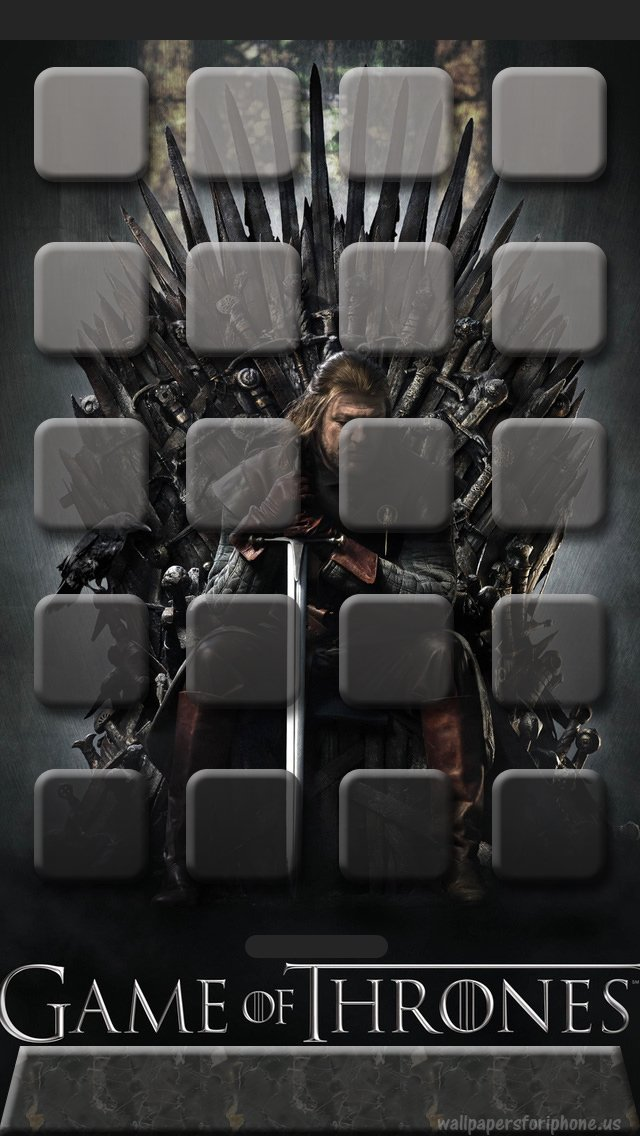 iPhone 5S wallpapers Game of thrones 640x1136