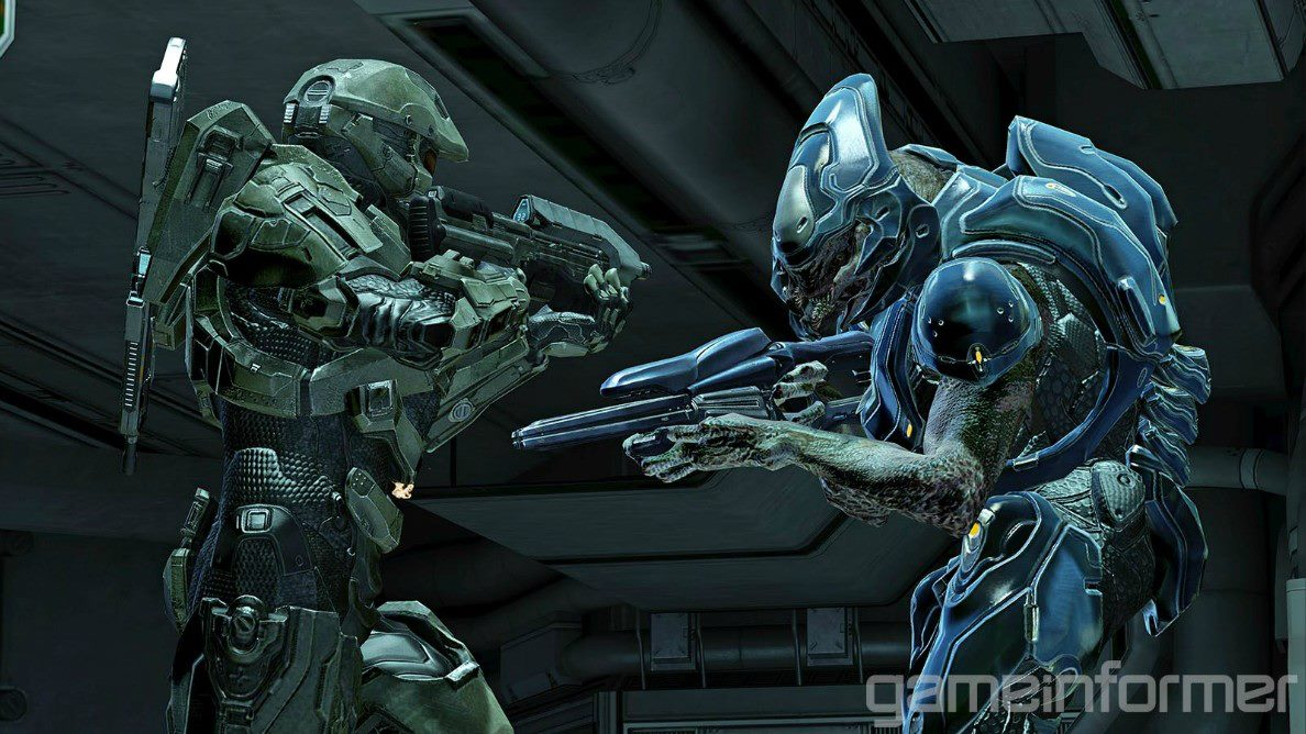 1188x668px Halo 4 Elite Wallpaper 1188x668