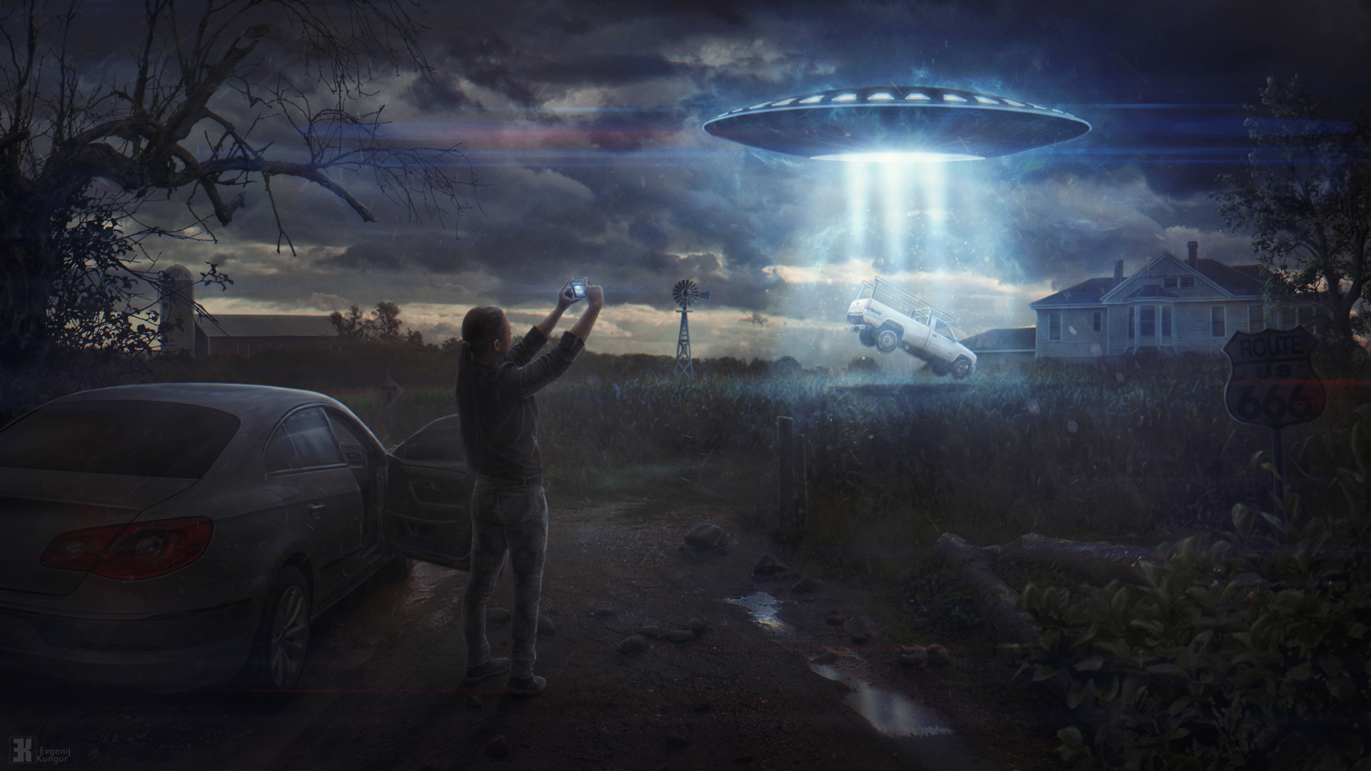 Alien HD Wallpaper Background Image 1920x1080 ID912889 1920x1080