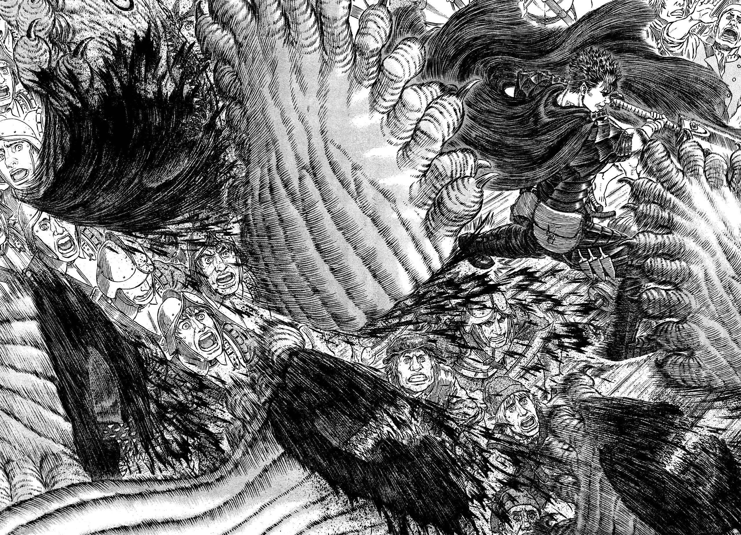 Berserk Computer Wallpapers Desktop Backgrounds 2560x1850 ID 2560x1850