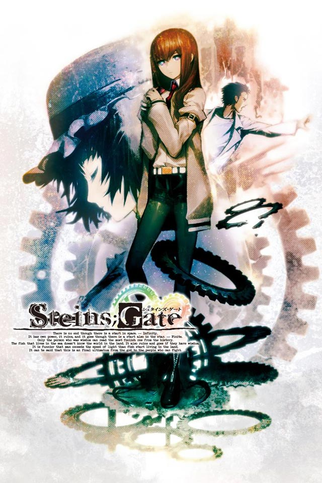 Steins Gate Iphone 12 Wallpaper Pictures 640x960