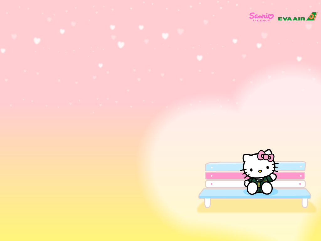 Free Download Hello Kitty Hello Kitty Wallpaper 182227 1024x768