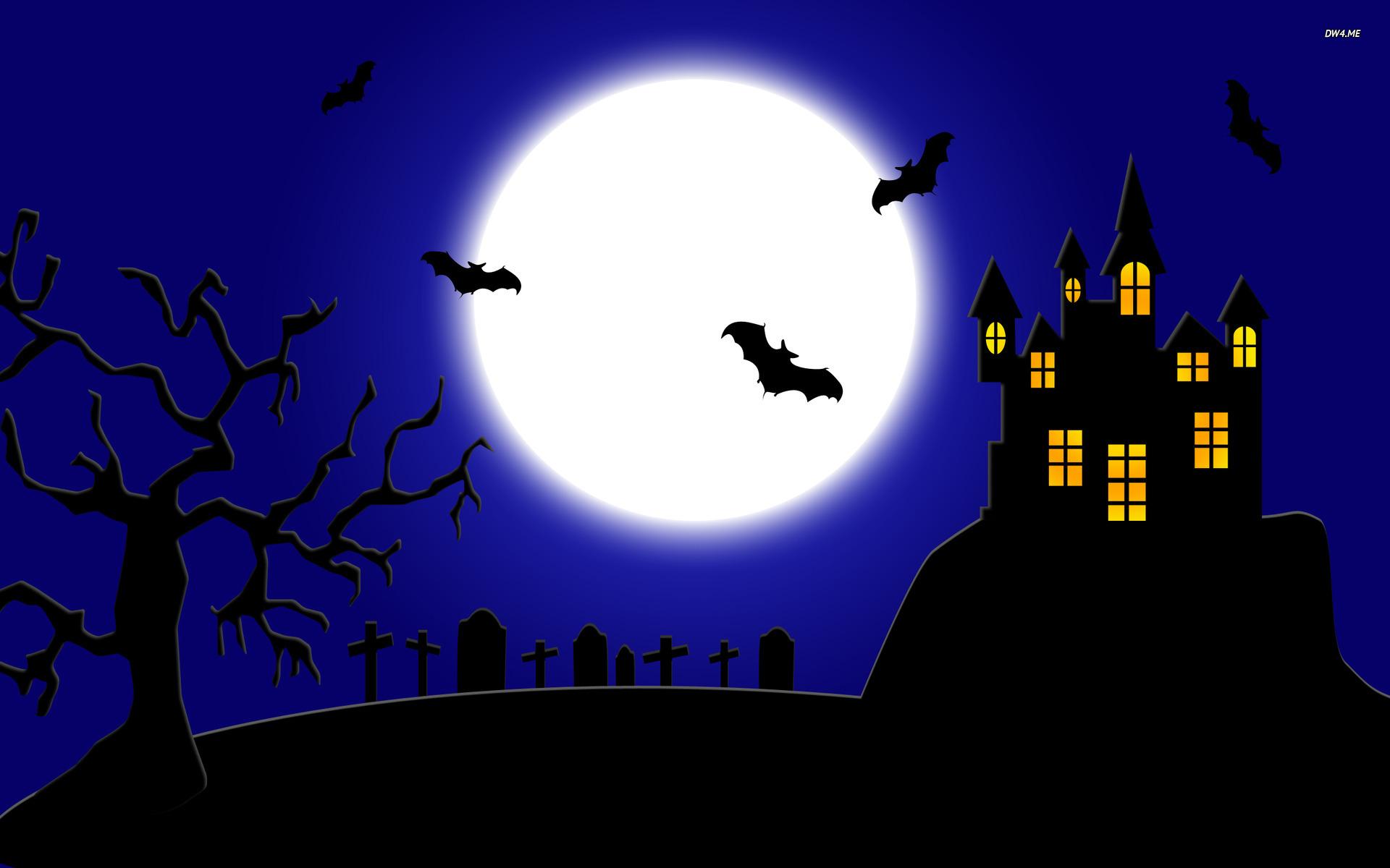 Spooky Halloween Backgrounds