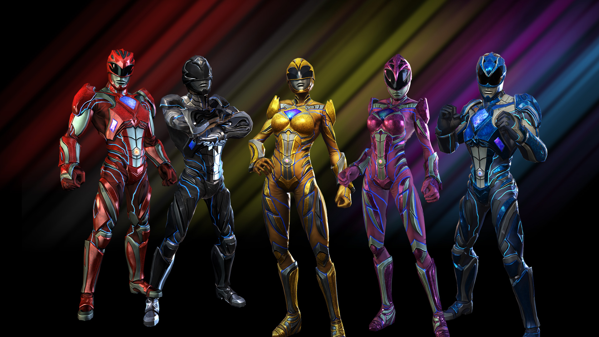 Power Rangers Media Category Wallpapers 1920x1080