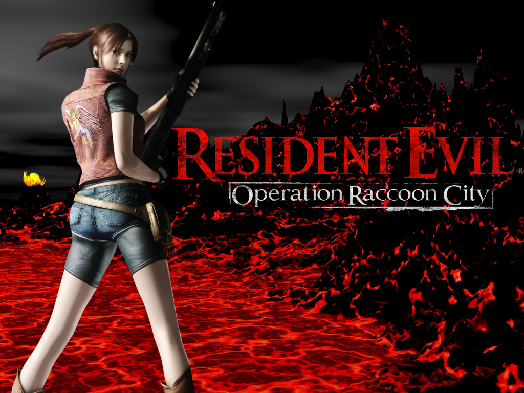 Claire Redfield Wallpaper by arinakennedy 1024x768