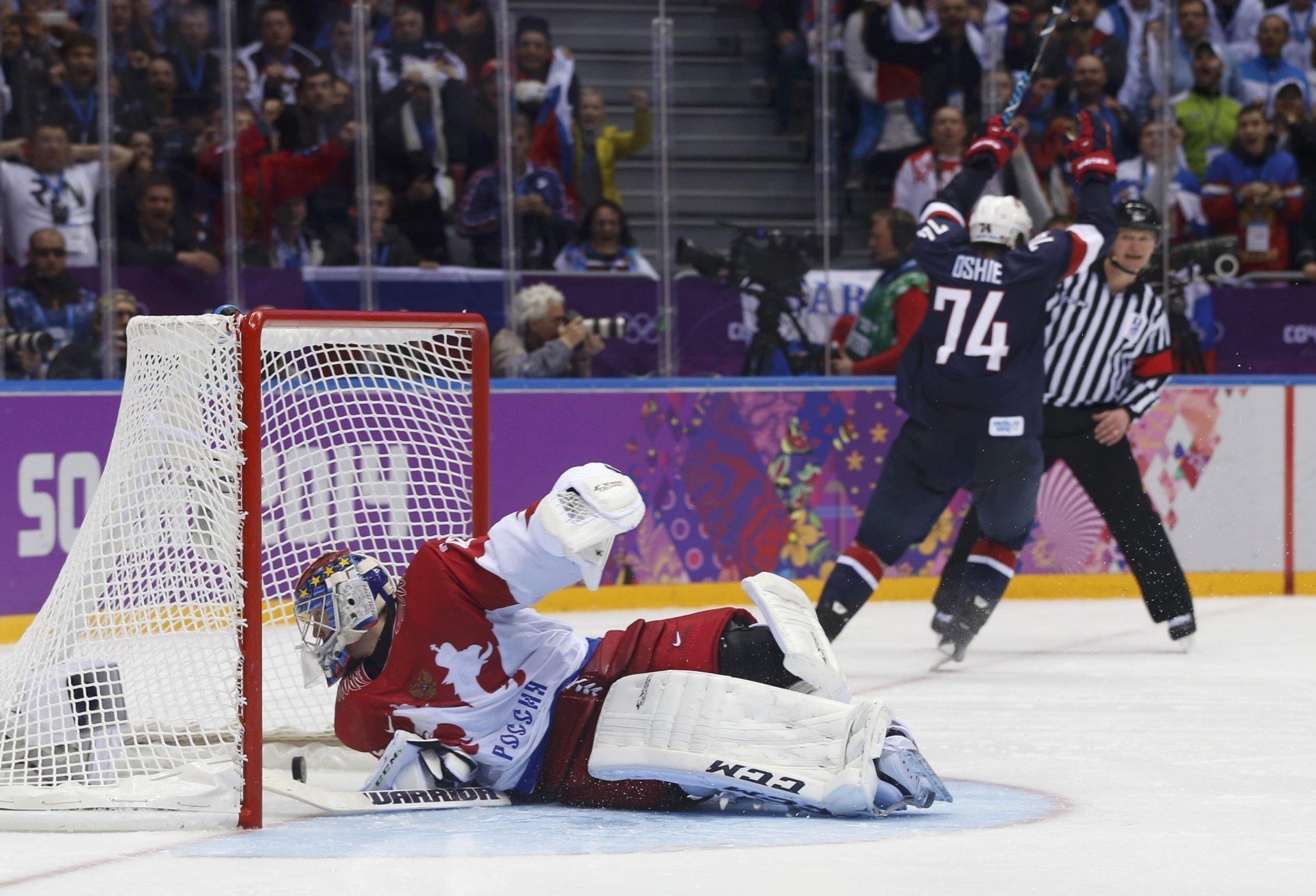 ice hockey hockey t j oshie tj oshi xxii olympic winter games 1920x1307