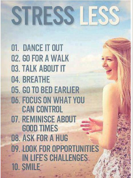 Motivational wallpaper on Happy life How to get rid of stress Dont 466x623