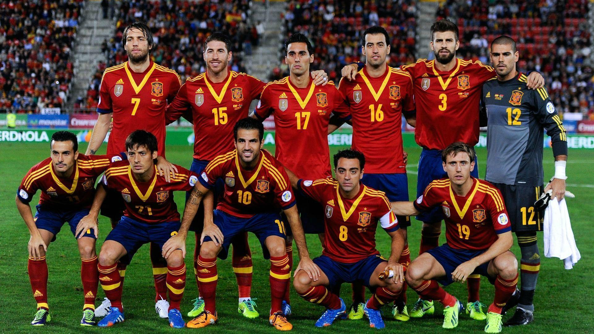 Spain National Team Wallpapers 2015 1920x1080