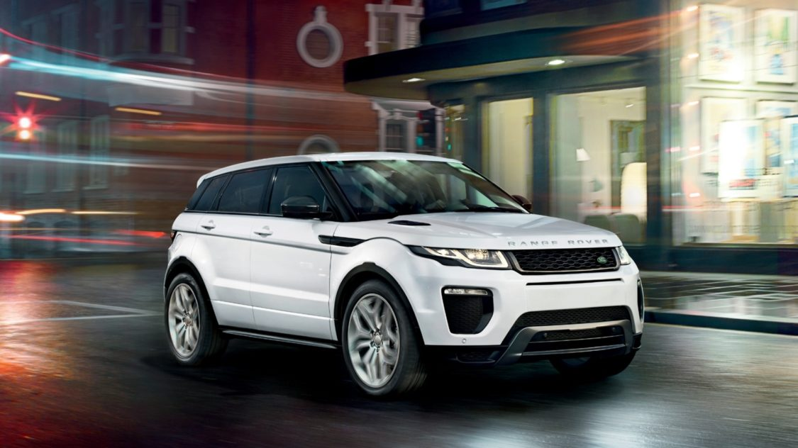 2019 Range Rover Evoque Top Wallpaper Best Car Rumors 1125x632