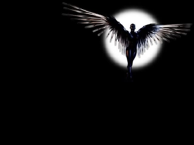73 Dark Angel Background On Wallpapersafari