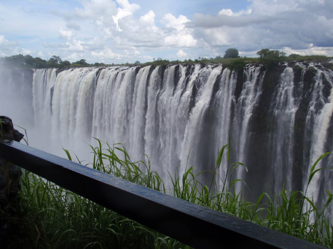 Amazing Victoria Falls Scenery HD Wallpapers Location 1067x800