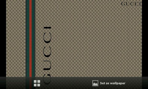View bigger   Gucci Wallpapers HD for Android screenshot 512x307
