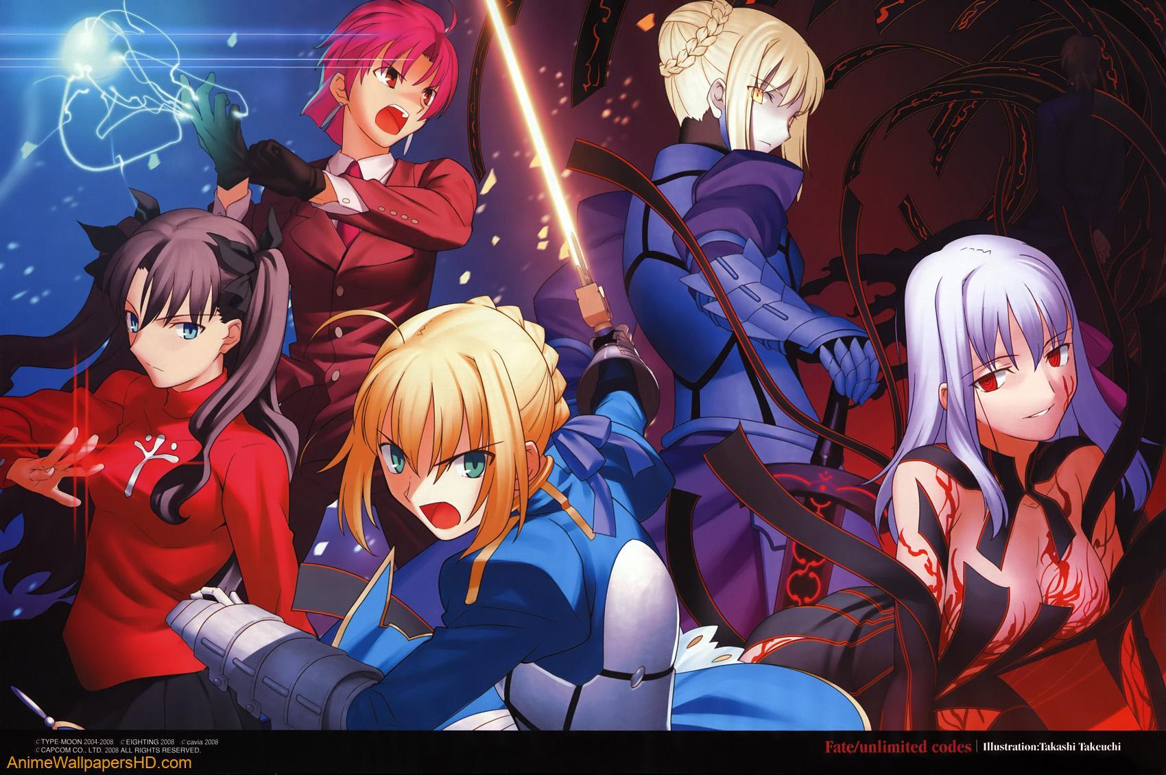 Fate Stay Night Fate Stay Night 1700x1130