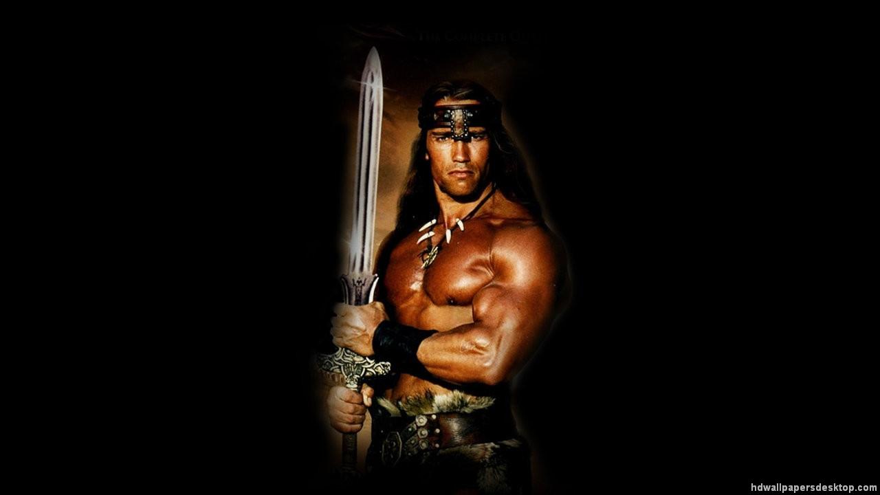 Conan the Barbarian Wallpaper Conan Red Sonja Wallpaper 1280x720 1280x720