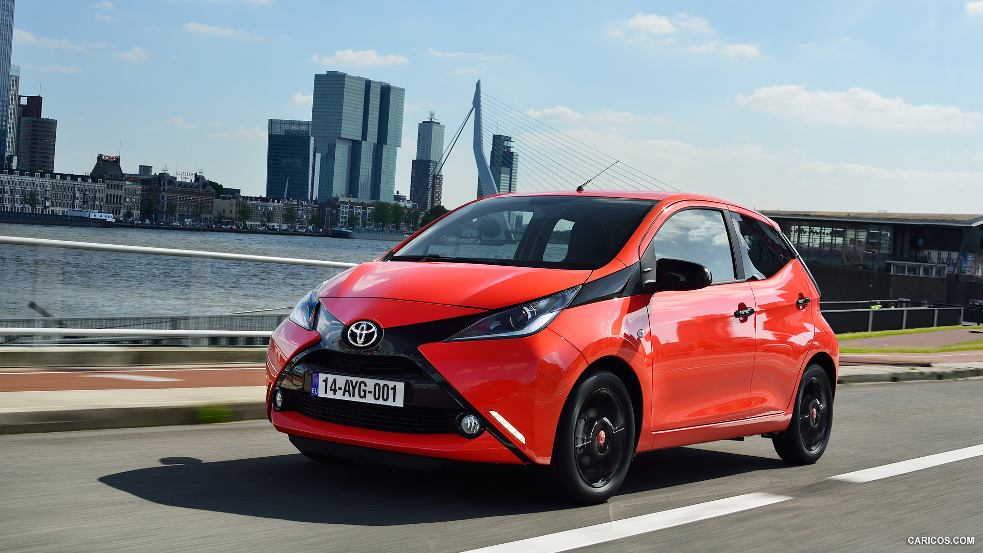 2015 Toyota AYGO   Front HD Wallpaper 65 1920x1080