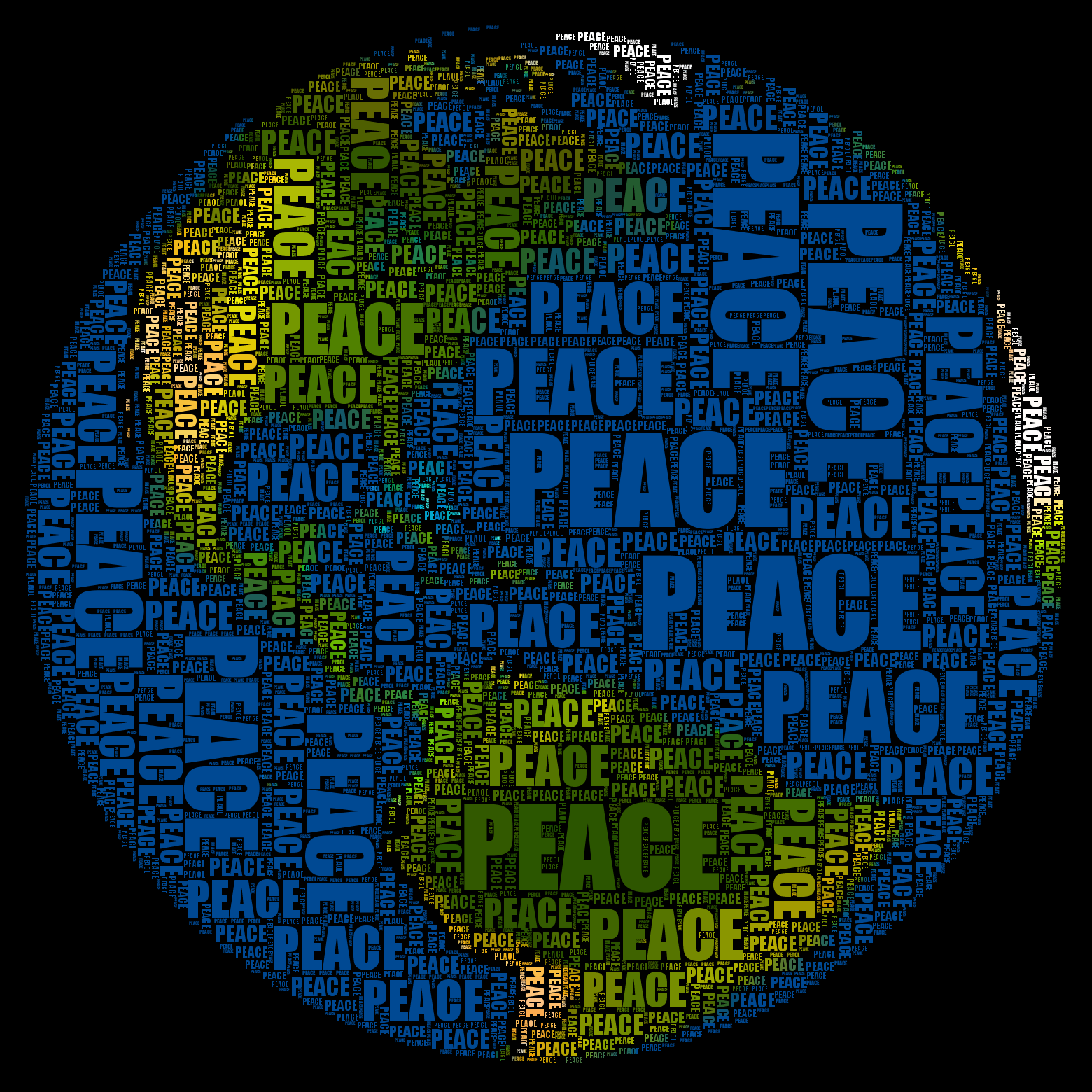 World Peace Wallpapers 1560x1560