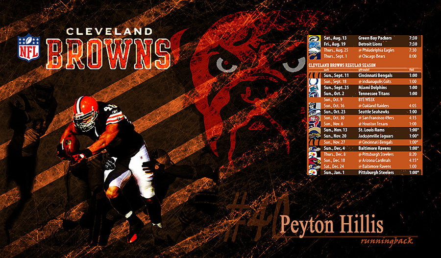 Cleveland browns wallpaper backgrounds 900x527