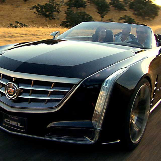 2015 Cadillac CTS Wallpaper