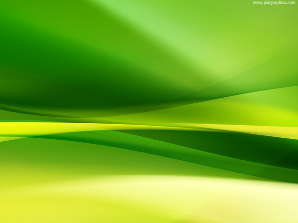 Abstract natural colors background green and yellow gradients with a 610x458