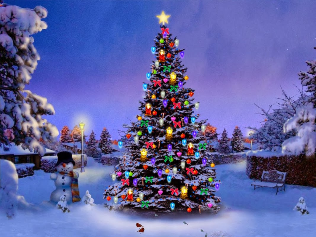 Christmas HD Wallpapers 1080p 1067x800