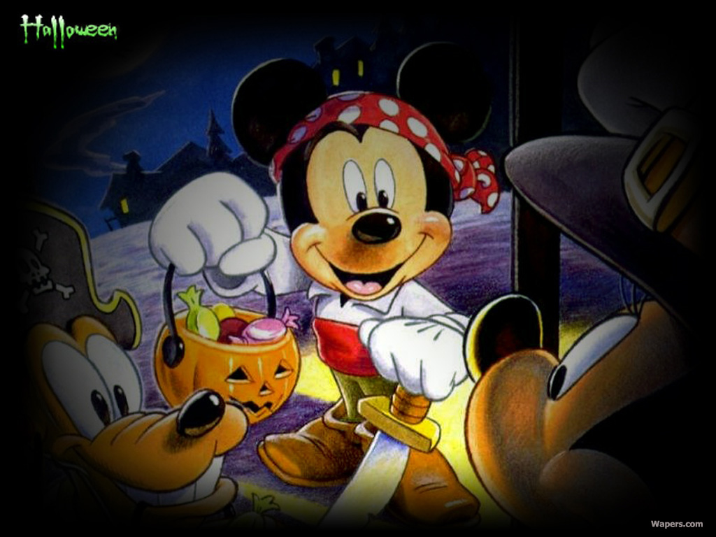 ... - Fondos Halloween Disney - Wallpapers Halloweendisney3wallpapers