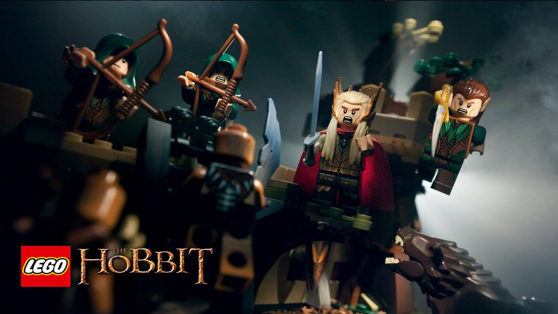 Jeux Vido LEGO The Hobbit Lego Hobbit Lgo Thranduil Fond dcran 1920x1080