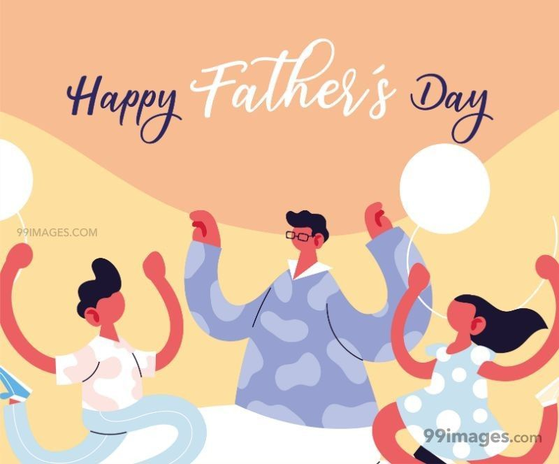 [105] [21 June 2020] Happy Fathers Day Images gif WhatsApp 800x664