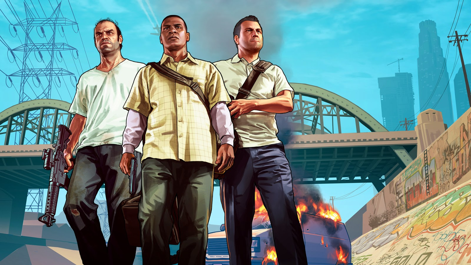 Gta 5 Hd Desktop Wallpapers and Beautiful Images and Top HD Wallpapers 1600x900