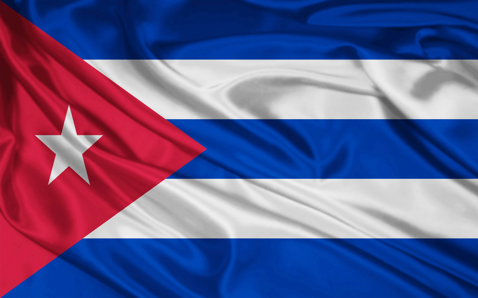 Background of the day Cuban flag Flag wallpapers 1920x1200