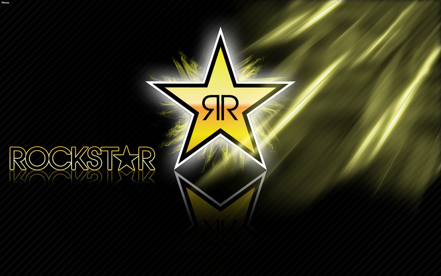 Another Rockstar Energy Wall by Woxyy woxyydeviantartcom 900x563