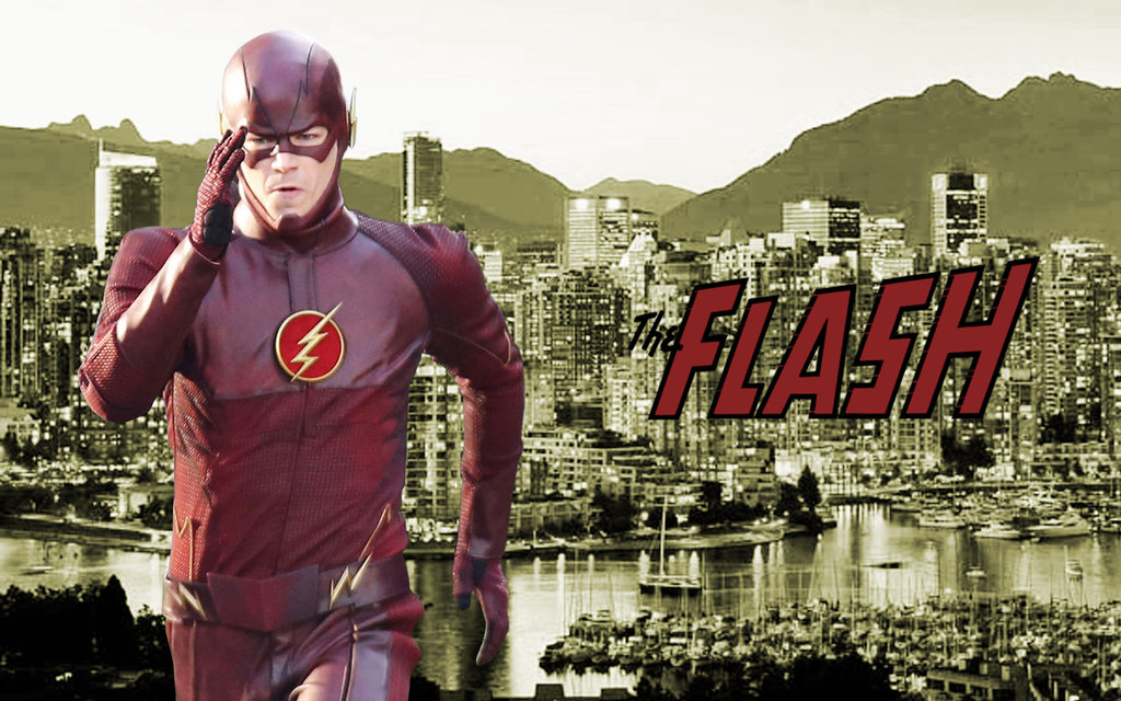The Flash cw Wallpaper by RH93535HQ 1024x640