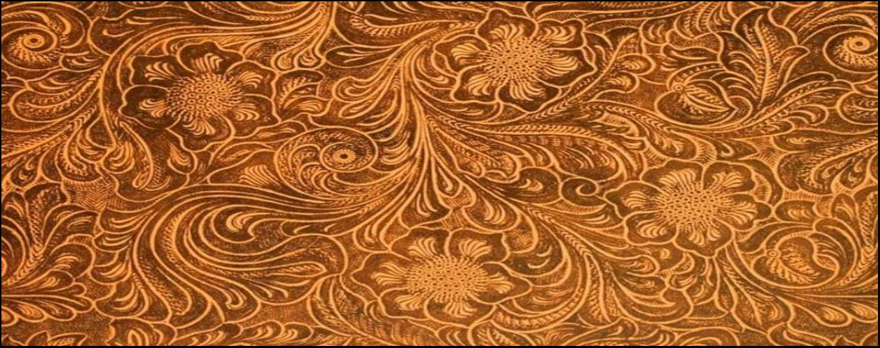 Free Download Western Leather Background Tooled Leather Background 1264x501 For Your Desktop Mobile Tablet Explore 47 Western Tooled Wallpaper Crown Wallpaper Winnipeg Wallpaper Winnipeg Stores Western Paint Wallpaper Winnipeg