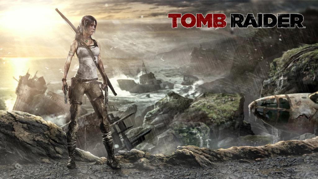 Tomb raider Wallpaper HD 1920x1080 by MrFatback 1024x576