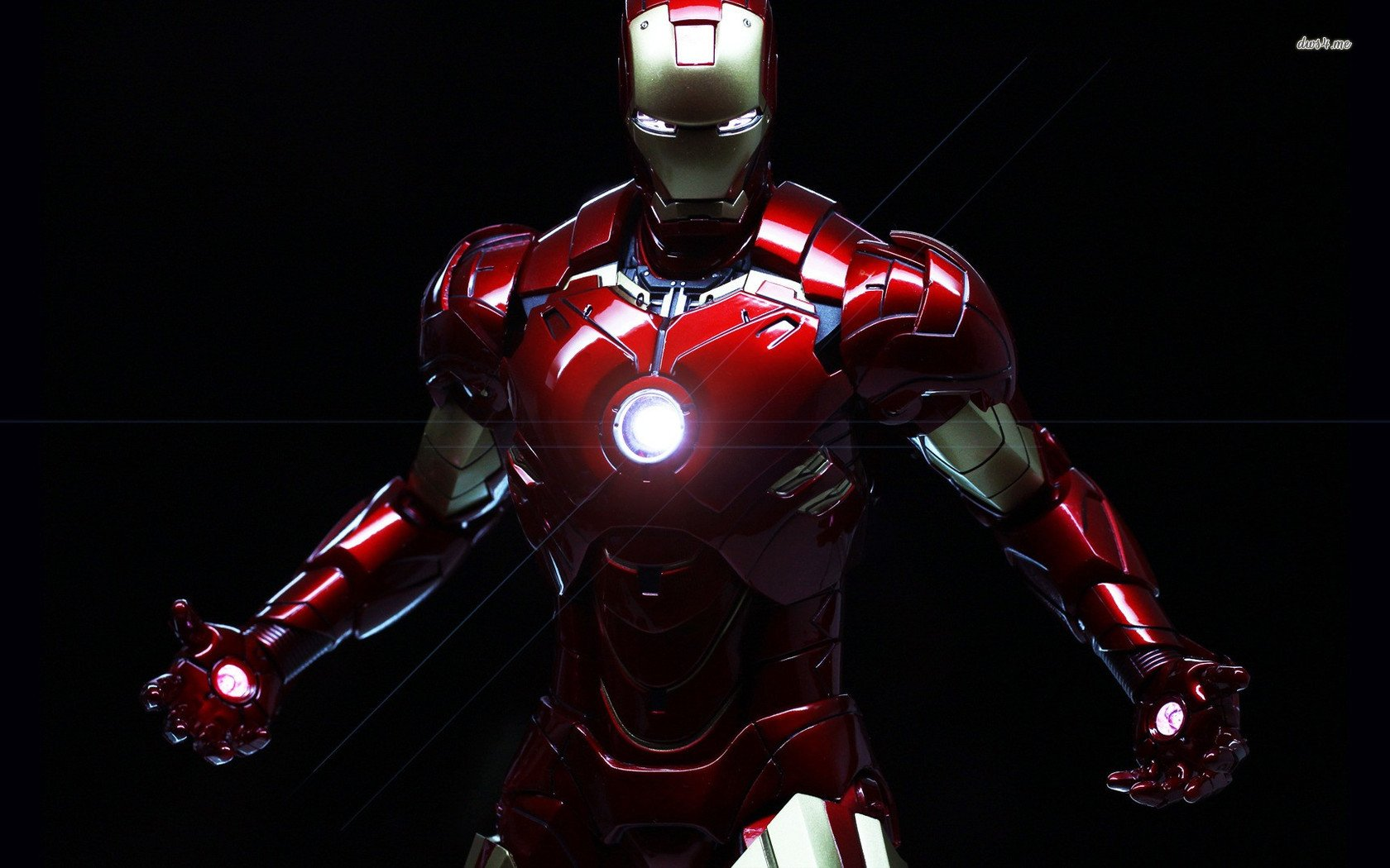 Iron Man wallpaper 1280x800 Iron Man wallpaper 1366x768 Iron Man 1680x1050