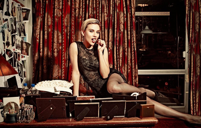 Wallpaper Scarlett Johansson Scarlett Johansson photoshoot 2015 1332x850