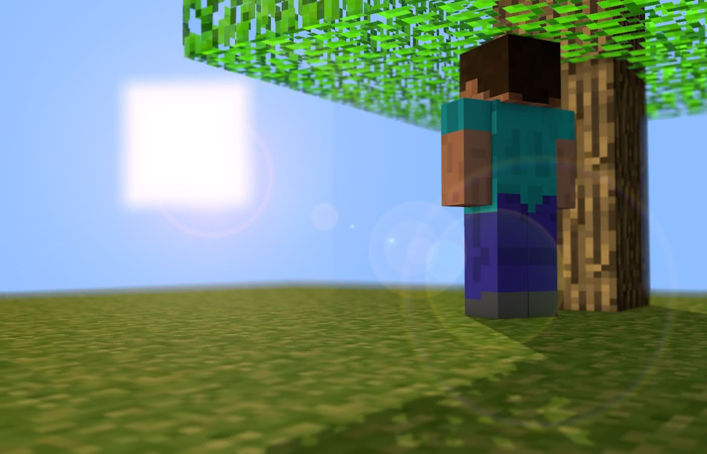 Minecraft Epic Wallpapers 1400x900
