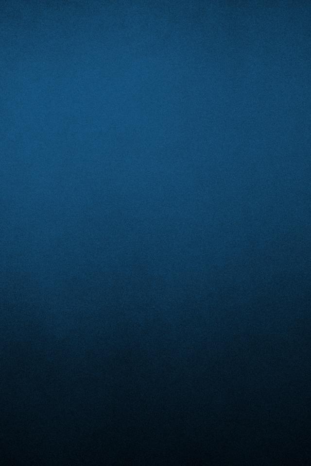 Plain Blue Gradient iPhone Wallpaper Simply beautiful iPhone 640x960